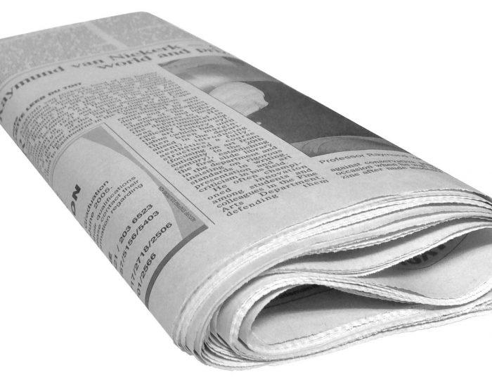 Nostalgiska tidningar som inte får glömmas bort