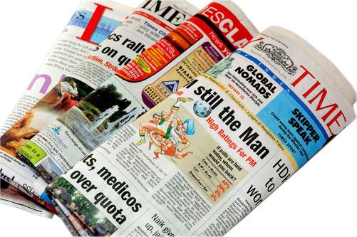 Tidningar – en viktig informationskanal i samhället